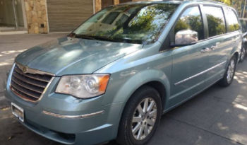 Chrysler Town y Country Limited 3.8 Atx V6